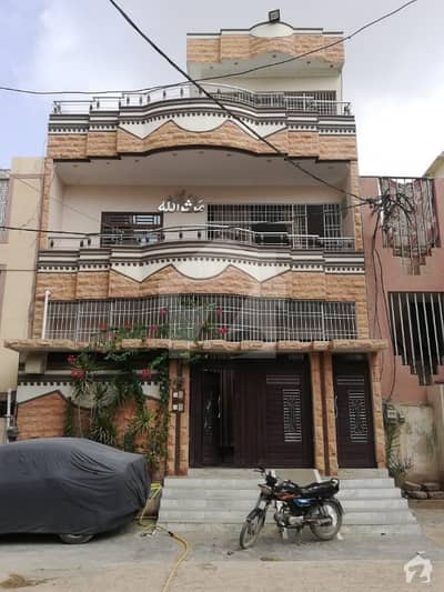 900  Square Feet House Is Available For Sale In North Karachi