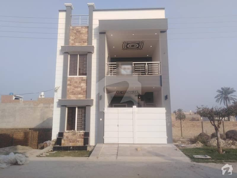4.5 Marla Double Storey House For Sale