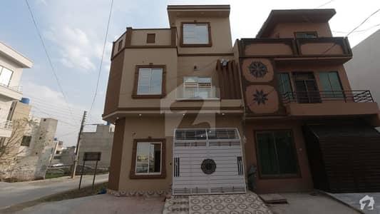 3.5 Marla Corner House For Sale In Jublee Town Block C