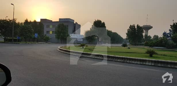 10 Marla Plot For Sale In Overseas B Block Bahria Town Lahore