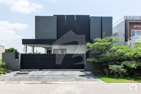 One Kanal Brand New Super Luxury House Full Basement/Pool