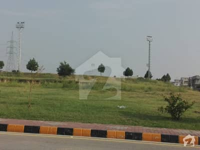 20 Marla Residential Plot At Hot Location For Sale In Faisal Margalla City