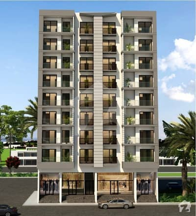 Ga Tower 2 Bed Apartments Available For Booking Only 15 Lac Down Payment