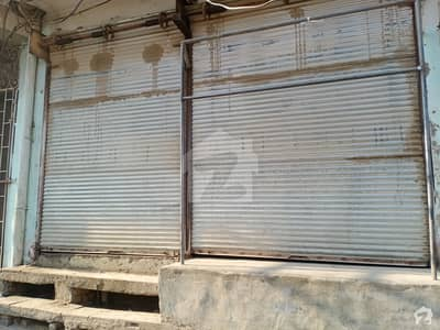250 Square Feet Shop Ideally Situated In Sethi Town