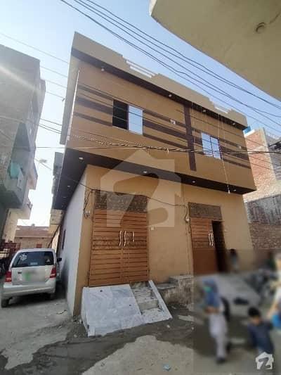 امامیہ کالونی جی ٹی روڈ لاہور میں 2 کمروں کا 2 مرلہ مکان 27 لاکھ میں برائے فروخت۔
