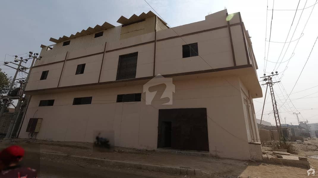 Commercial Warehouse Is Available For Sale