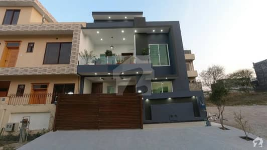 Brand New Double Unit House Is Available For Sale In D-12/1 Islamabad