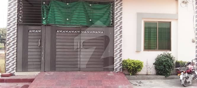 House Of 1125  Square Feet In Ismail Green Valley Is Available