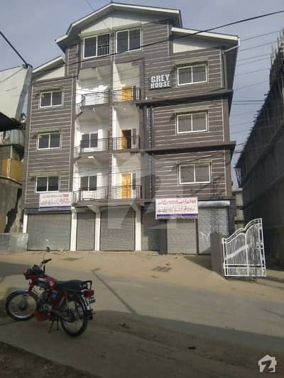 1200  Square Feet Flat Available For Rent In Rawalakot Kharick Road