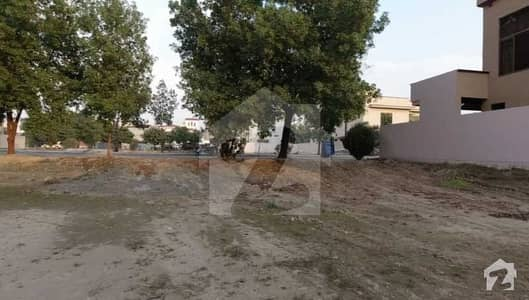 IMC Offering 10 Marla Prime Location Plot For Sale In Overseas A In Bahria Town