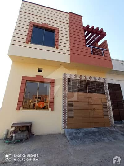 House For Sale In Beautiful Jalil Town