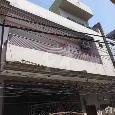 9 Marla Semi Commercial Triple Story House Corporation Chok Near Bund Road
