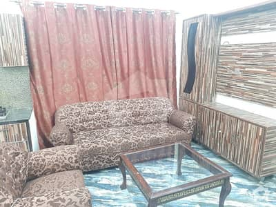 6 Marla Lower Portion 2 Bedroom Well Furnished Bahria Town Lhr
