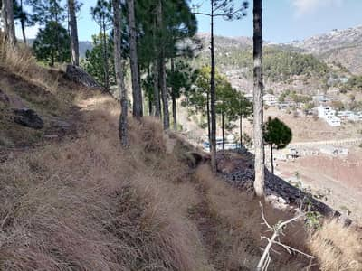 10 Marla Residential Plot In Central Murree Expressway For Sale