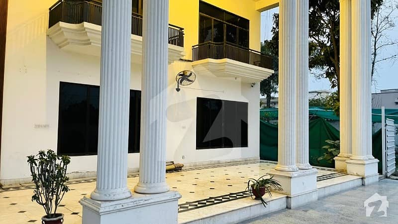 4 Kanal House For Sale In Phase 2 G2