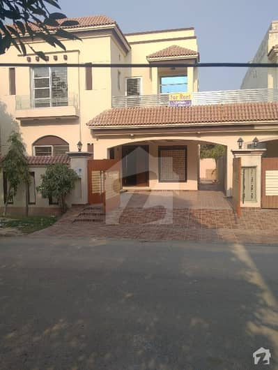 Bahria Town Dd Block Ideal Location House For Rent
