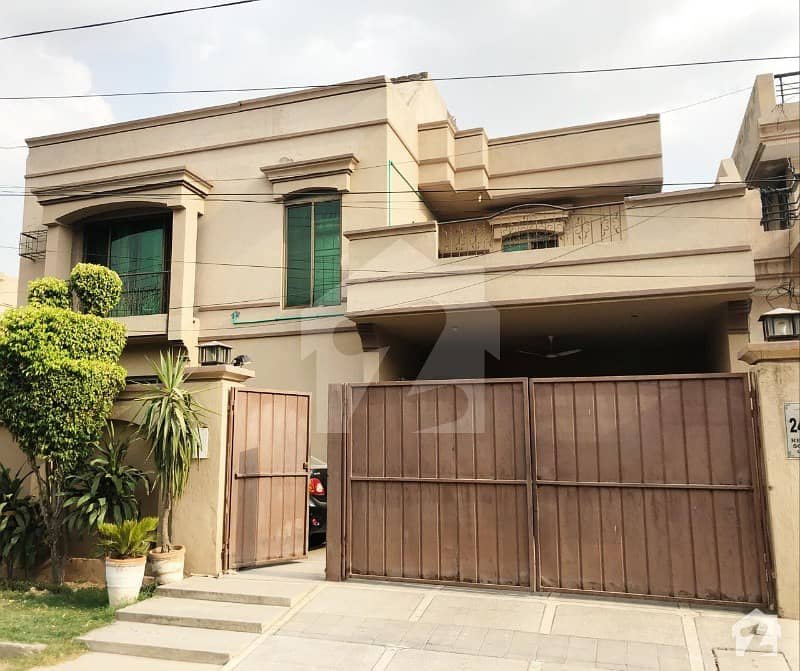 Become Owner Of Your House Today Which Is Centrally Located In Revenue Society In Lahore