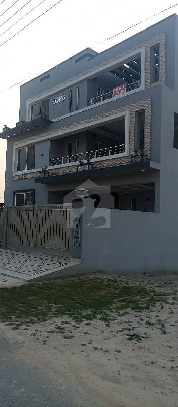 Kanal Beautiful Brand New Triple Story House For Sale