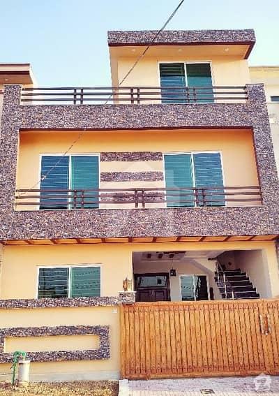 5 Marla Brand New Double Storey House In I-14/3 Islamabad