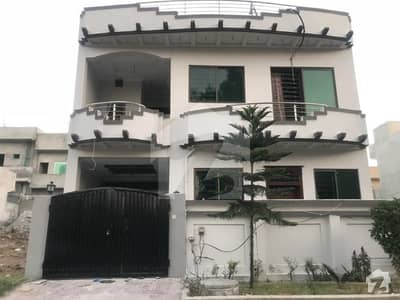 7 Marla Double Storey House For Sale In Cbr Block C