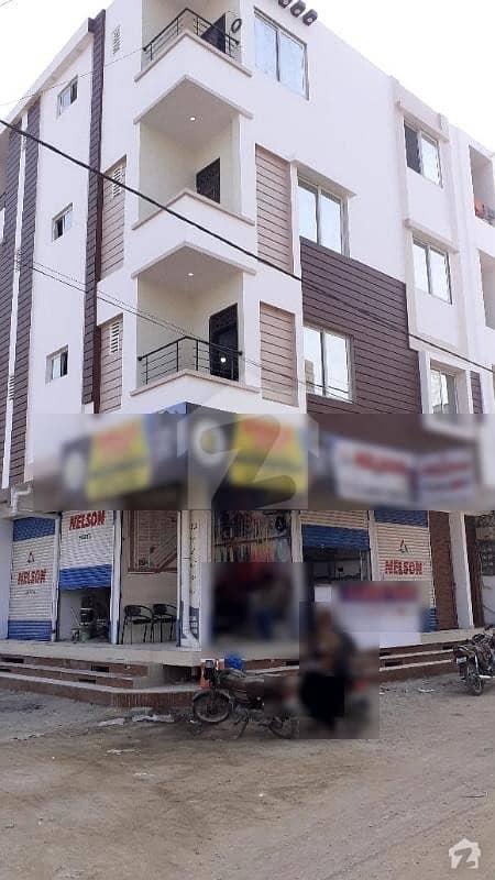 کورنگی - سیکٹر 31-جی کورنگی کراچی میں 2 مرلہ زیریں پورشن 25 لاکھ میں برائے فروخت۔
