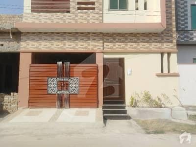 علامہ اقبال ایونیو جہانگی والا روڈ بہاولپور میں 3 کمروں کا 3 مرلہ مکان 1.1 کروڑ میں برائے فروخت۔