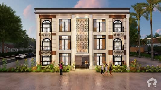1st & 2nd Floor Townhouse Apartment For Sale In Icon Valley Phase 2