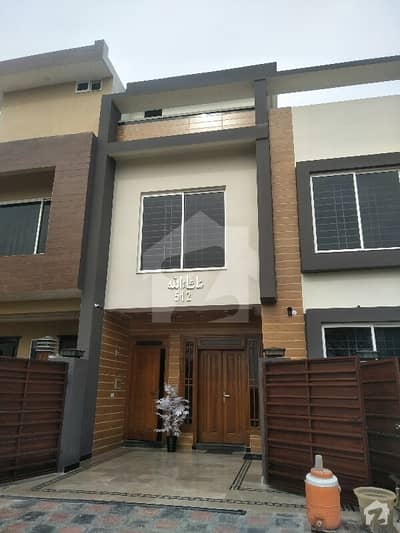 4 Marla House For Sale In Beautiful D-12
