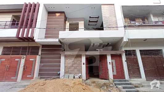 120 Yards Ground Plus 1 Brand New West Open Villa In Block 3A For Sale