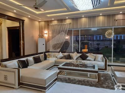 Home Estate Builders Offer Near To K Block Club H Block Park Full Basement Furnished Dream Bungalow Available In Dha Phase 6 Lahore