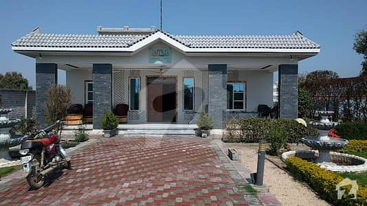 5 Kanal Furnished Luxurious Farm House for Rent on Bedian Road