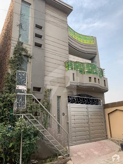 ورسک روڈ پشاور میں 6 کمروں کا 6 مرلہ مکان 1.9 کروڑ میں برائے فروخت۔