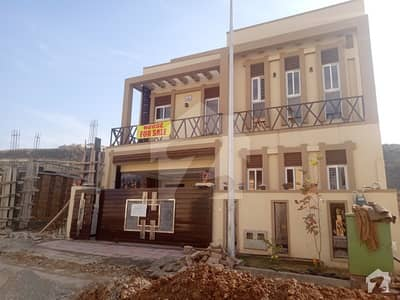 Brand New Back Open 7 Marla 5 Bed House In Bahria Town Phase 8
