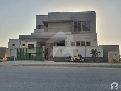 500 Sq Yards Luxurious Villa On Easy Installments Available In Bahria Town Karachi