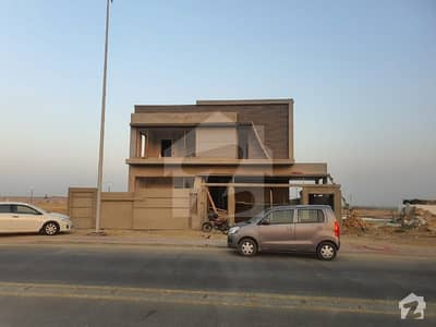 On Installments 500 Sq Yards Luxury Villa In Golf City Bahria Town Karachi