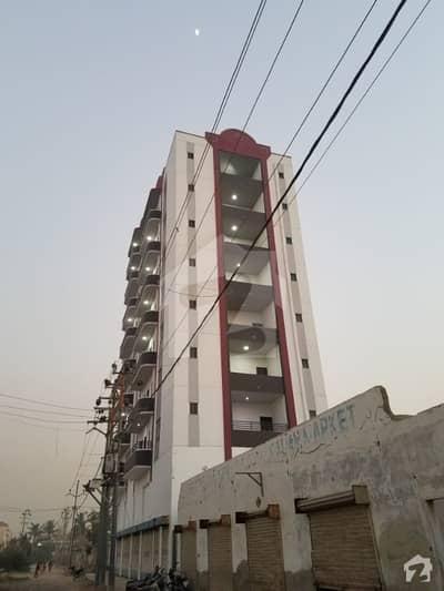 احسن آباد گداپ ٹاؤن کراچی میں 3 کمروں کا 7 مرلہ فلیٹ 55 لاکھ میں برائے فروخت۔