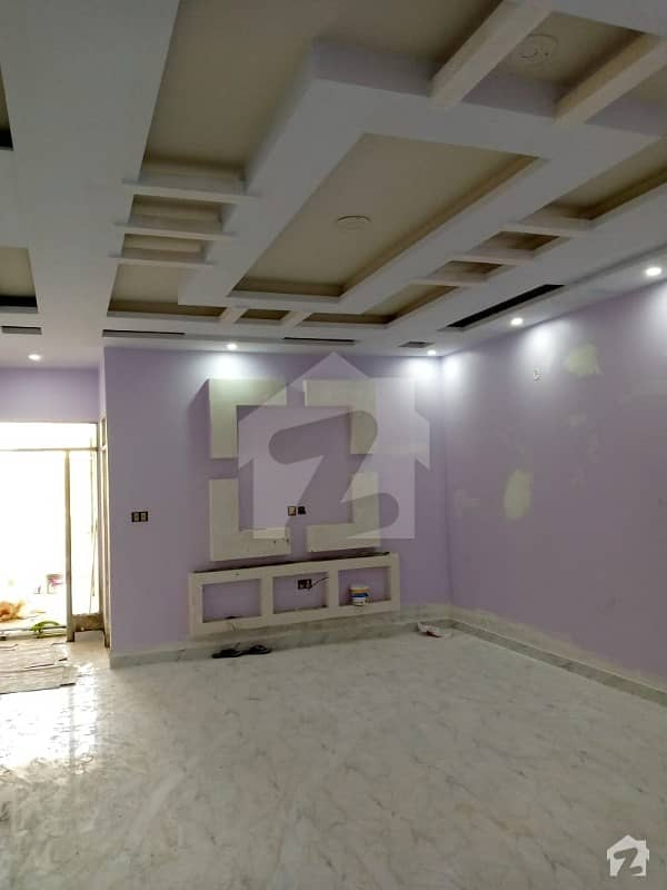 200 Yard New Construction 2nd Floor With Roof 3 Bed Drawing Dining Near Maindad Street
