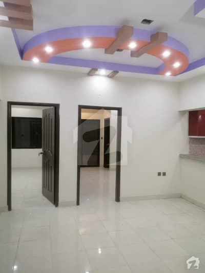 لینیا آرکیڈیا جناح ایونیو کراچی میں 2 کمروں کا 5 مرلہ فلیٹ 95 لاکھ میں برائے فروخت۔