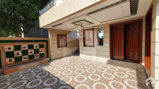 10 Marla Brand New House For Rent In Sector C Bahria Town Lahore