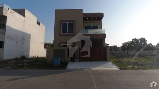 5 Marla Double Storey House For Sale In Khayaban e Amin Block N