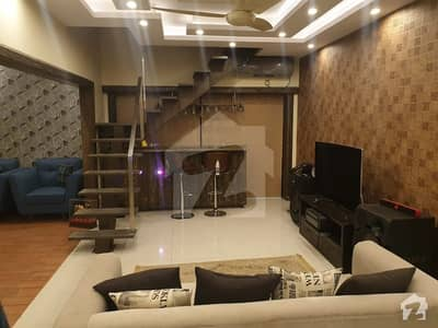 Fully Furnished 3 Bed Dd With Roof Flat