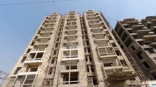 King's Presidency 5 Rooms 1650 Square Feet Flat Available For Sale In Gulistan E Jauhar