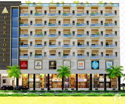 410 Square Feet Second Floor Flat Is Available For Sale In Park Tower Zaitoon New Lahore City