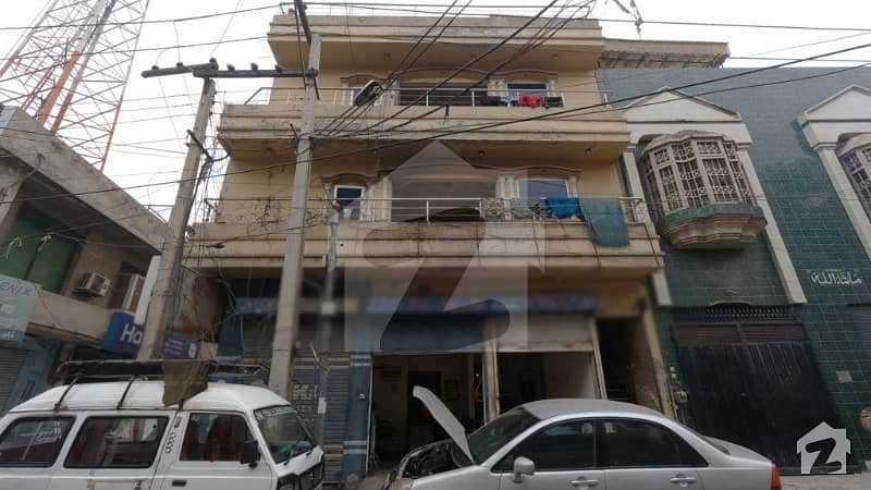 ملتان روڈ لاہور میں 2 کمروں کا 3 مرلہ فلیٹ 30 لاکھ میں برائے فروخت۔