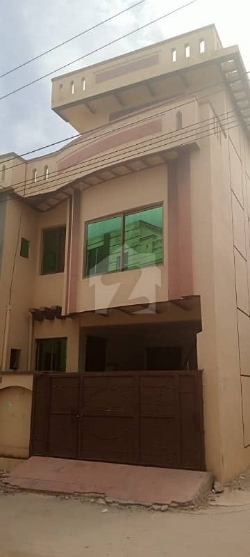 5 Marla Spacious House Available In Chatha Bakhtawar For Sale