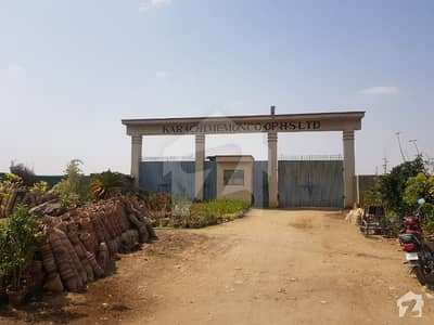 240 Square Yards Residential Plot Is Available For Sale In Karachi Memon Cooperative Housing Society