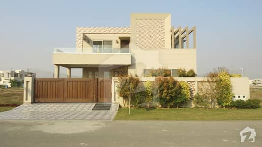 An Aesthetic Well  Built And Beautifully Finished House Is Available For Sale In D H A Phase 7 Block U Lahore