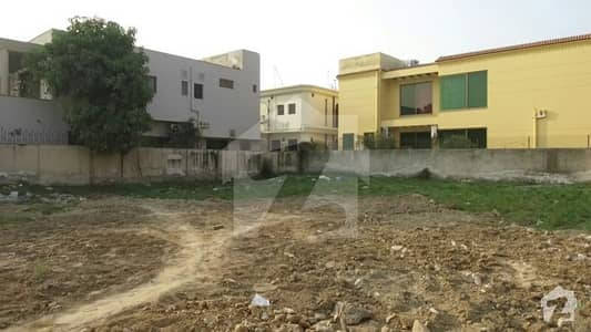 In DHA Defence 2 Kanal Residential Plot For Sale