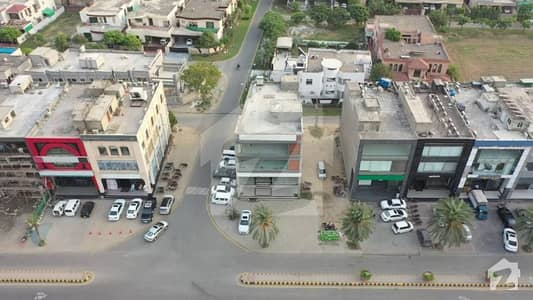 Prime Location Multi Story Corner Plaza For Rent In D H A Phase 3 Lahore