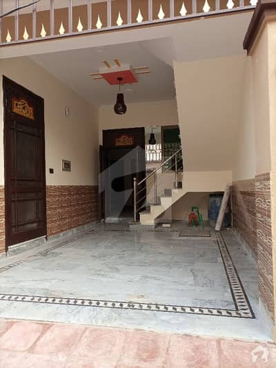 5 Marla Single Storey House Is Available For Sale In Ghauri Town Phase 4c2 Islamabad
